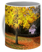 Autumn At Old Mill Coffee Mug