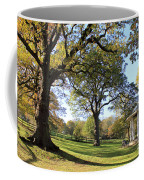 Autumn At Runnymede Uk Coffee Mug