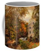 Autumn At Stone Mill Coffee Mug