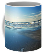 Relaxing Autumn Beach  Coffee Mug