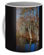Autumn Blue Coffee Mug
