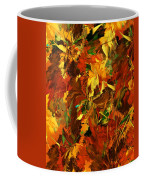 Autumn Burst Coffee Mug