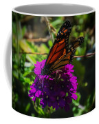 Autumn Butterfly Coffee Mug