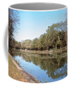 Autumn By The Erie Canal Coffee Mug