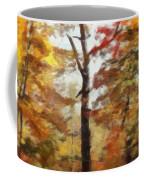 Autumn Canvas Coffee Mug