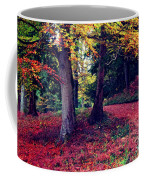 Autumn Carpet In The Enchanted Wood Coffee Mug