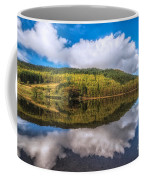 Autumn Clouds Coffee Mug by Adrian Evans
