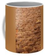 Autumn Cobble Stone Road II Coffee Mug
