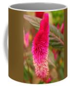 Autumn Cockscomb  Coffee Mug
