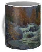 Autumn Color Blewitt Pass Coffee Mug