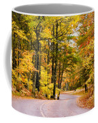 Autumn Colors - Colorful Fall Leaves Wisconsin - II Coffee Mug