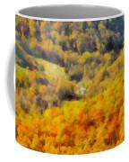 Autumn Colors In Shenandoah Coffee Mug
