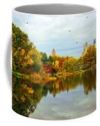 Autumn Colors - Nyc Coffee Mug
