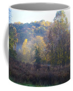 Autumn Colors Of Valley Forge Coffee Mug by Bill Cannon