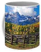 Autumn Corral Coffee Mug