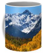 Autumn Curtains Coffee Mug