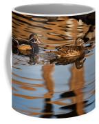Autumn Days Last Light Coffee Mug
