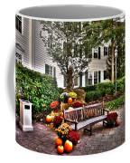 Autumn Display At The Sagamore Resort Coffee Mug