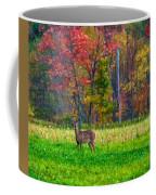 Autumn Doe - Paint Coffee Mug