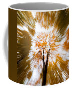 Autumn Explosion Coffee Mug by Dave Bowman