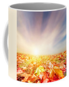 Autumn Fall Landscape Coffee Mug