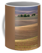 Autumn Fields Of Moravia Coffee Mug