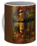 Autumn Fire Coffee Mug