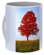 Autumn Flame Coffee Mug
