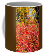 Autumn Flames Coffee Mug