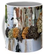 Autumn Flower Box Coffee Mug