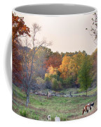 Autumn Forage Before Winter's Arrival Coffee Mug