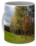 Autumn Forests And Fields Coffee Mug