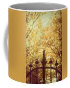 Autumn Gates Coffee Mug