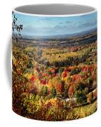 Autumn Glory Landscape Coffee Mug