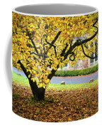 Autumn Gold Coffee Mug