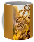 Autumn Goldenrod - Paint  Coffee Mug