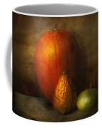 Autumn - Gourd - Melon Family  Coffee Mug by Mike Savad