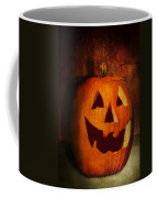Autumn - Halloween - Jack-o-lantern  Coffee Mug by Mike Savad