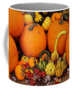Autumn Harvest 5 Coffee Mug