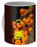 Autumn Harvest 6 Coffee Mug