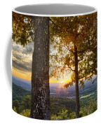 Autumn Highlights Coffee Mug by Debra and Dave Vanderlaan