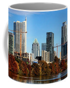 Autumn In Austin Coffee Mug