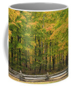 Autumn In Door County Coffee Mug