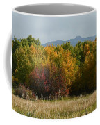 Autumn In Idaho Coffee Mug