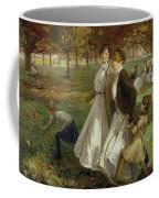 Autumn In Kensington Gardens Coffee Mug
