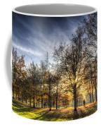 Autumn In London Coffee Mug