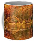 Autumn In Mirror Lake Coffee Mug