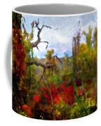 Autumn In New England Coffee Mug