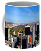 Autumn In New York City Coffee Mug