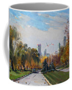 Autumn In Niagara Falls State Park Coffee Mug